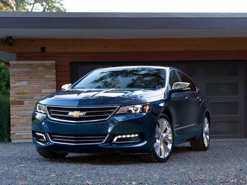 2018 Chevrolet Impala: Would It Top Your Shortlist