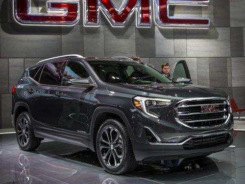 Why You Should Choose A 2018 GMC Terrain