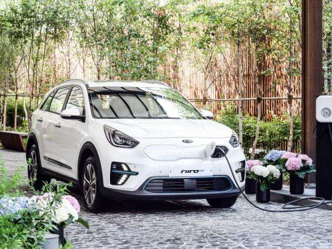 2019 Niro EV: A Smart Crossover From Kia