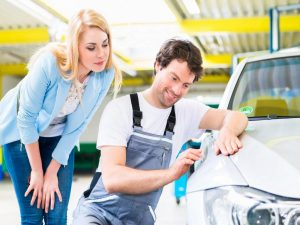 Everything You Need To Know About Car Scratch Repairing