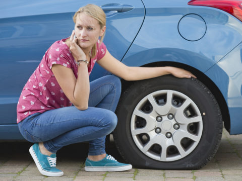 Tell-Tale Signs That Your 4×4's Tires Are Up For Replacement