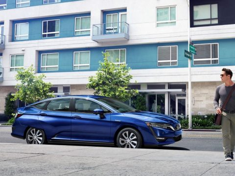 The Ecofriendly 2018 Honda Clarity Electric: An Owner's Pride