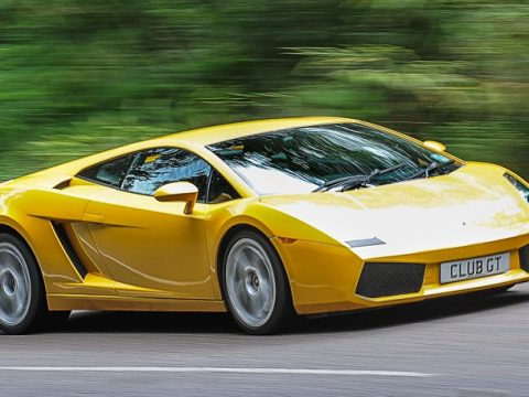 Do You Have Supercar Driving Experience