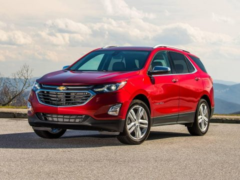 Chevrolet Equinox – Something To Be Proud Of